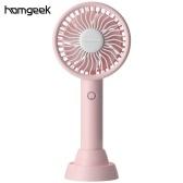 Ventilador portátil de mão Homgeek