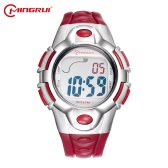 Mingrui 3ATM Wasserdichtes Multifunktions Kinderuhr Jungen & Mädchen Sport Armbanduhren Student Digital Uhren Alarm Hintergrundbeleuchtung