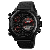 SKMEI 1359 Men Quartz 5 Time Chrono Sports Watches