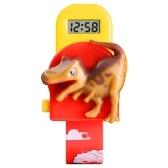 SKMEI 1468 Cartoon Dinosaur Style Kinderuhr