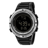SANDA 360 Men Analog Digital Watch