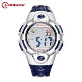 Mingrui 3ATM Water-resistant Multi-functional Children Watch Boys & Girls Sport Wristwatches Student Digital Watches Alarm Backlight