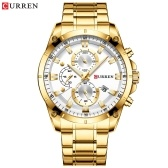 Curren Men Watch Business Multifuncional