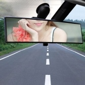 Rearview Mirror Curved Surface Rear View Mirror Fit All Car Reduce Blind Spot Effectively