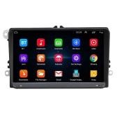 9-дюймовый двойной Din с сенсорным экраном Автомобильные стереосистемы BT4.0 FM-радио MP5-плеер