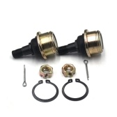 2pcs Upper or Lower Ball Joints Replacement