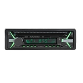Lecteur haut-parleur stéréo sans fil de radio de voiture de radio 4 haut-parleur BT AUX USB RDS MP3 MVH-290BT AUCUN CD