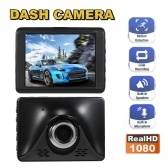 1080P Driving Recorder Car Blackbox DVR Dash Camera 170° Wide-angle Full HD Recording Night Vision Wide Angle Dashcam Video Registrar