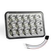 5-дюймовая светодиодная панель мощностью 150 Вт, светодиодная рабочая лампа с креплением для прожектора, комбинированная светодиодная панель, внедорожные фонари, дальнего света, светодиодные противотуманные фары, стиль 2