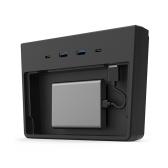 USB-концентратор 5 в 1, порты Dashcam и Sentry Mode Viewer USB-концентратор, замена аксессуаров центральной консоли для Tesla Model 3 Y (после мая 2020 г.)