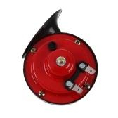 Установка двухтонального автомобильного и мотоциклетного рожка для электромобиля Водонепроницаемый рожок для мотоцикла