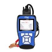 JDiag-BT280 12V 100-2000 CCA Автомобильный тестер аккумуляторных батарей Цифровой анализатор аккумуляторных батарей Универсальный инструмент для автомобилей / лодок / мотоциклов / грузовиков