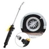 Lavadora de alta presión 2 en 1, boquillas ajustables, manguera desmontable, ajuste de manguera estándar, rociador de varilla de lavado de coches