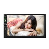 7 inch BT Car Stereo Audio MP5 Player Rearview Function FM Radio with Remote Control 4 Play Modes
