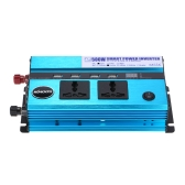 KKmoon 500W Car Power Inverter DC 12V a AC 110V 60Hz con 4 puertos USB / Voltage Display
