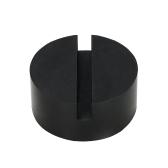 Protecteur de rail de cadre de garniture de cric de PVC de 2pcs universel taille de 1,4 pouces