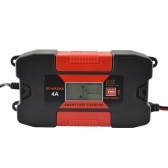 4A 12V Auo Car Smart RoHs Battery Charger With CE