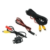 Car Rear View Camera Rearview Camera 170 Degree Mini Car Parking Reverse Backup Camera