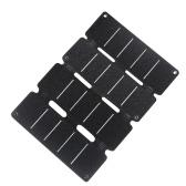 5V Solar Panel Outdoor Tragbare Folding Solar Generator Ultradünne Solar-Notladetafel