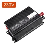 300W Car Power Inverter Solar Power Inverter DC 12V to AC 230V Modified Sine Wave Converter with Dual USB Interface