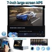 7in 9601 Car MP5 Player Stereo Car AM FM Radio BT Video Media Player Tela de Contato Eletrônica do Carro