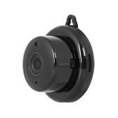 Caméra de sécurité sans fil Full HD 1080P Mini caméra IP avec vision nocturne et détection d