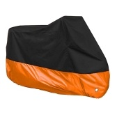 Motorcycle Cover Snowproof Rainproof Waterproof Dustproof Sun-proof