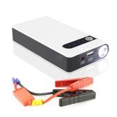 12V Auto Jump Starter Auto Charger dla samochodów Emergency Lighter Power Bank Battery Booster Buster Starting 16000mAh