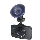 G-sensor completo do gravador de vídeo da came do traço da câmera do veículo de G30 VGA HD DVR com visão nocturna