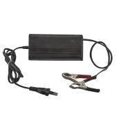 Chargeur complètement automatique de batterie de voiture 100V / 240V à la charge rapide intelligente de puissance de 12V 5A