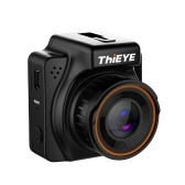 ThiEYE Safeel One 1296P Car DVR LCD Video Recorder de conducción 145 grados de visión nocturna gran angular