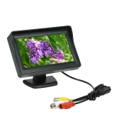 "4.3"" Car TFT LCD Monitor Backup Reverse Camera Wireless Transmitter Receiver"