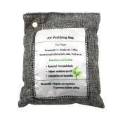 200g Air Purifying Bag Charcoal Bag Odor Eliminator Fragrance Free Odor Absorber Captures and Eliminates Odors