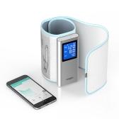 Koogeek FDA aprovou monitor de pressão arterial braço inteligente superior para iOS / Android