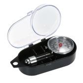 Autoreifen-Messgerät-Selbstreifendruckprüfvorrichtung-Handgriff-Spiegel-geformtes Fahrzeug-Reifen-Luftüberwachungs-System