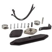Комплект для удаления охладителя EGR, совместимый с бензиновым двигателем Powerstroke 6,7 л Ford F250 F350 2011-2019 гг.