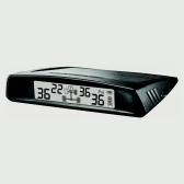 Steelmate TP-S2 Car TPMS do pneu Sistema de Monitorização da Pressão com Display LCD 4 Sensores Válvula-tampão