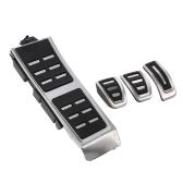 MT Carro travão de combustível pedal pedais para Audi A4 B8 S4 RS4 Q3 A5 S5 RS5 8T Q5 8R A6 A7 A8 Ajustar no país de condução à esquerda