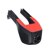HD 170° 1080P Wifi Hidden Car DVR Vehicle Recorder