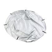 Protetor de telhado de cobertura de carro meia capa protetora metade apto para Mazda MX-5 MK1 MK2 MK2.5