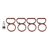 Swirl Flap Flaps Plug Blank Removal Replacement with Gaskets for BMW N47 2.0