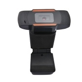1080P Webcam Conference Cam HD Video Webcam Clip-on Camera With Mic for Laptop Notebook Monitor
