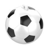 Mini cámara de estilo de fútbol 1920 * 1080P HD Cámara portátil USB recargable para la oficina en casa Seguridad interior al aire libre