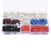 200pcs Assorted Box Continental Fuses Fast-Acting Torpedo Ceramic Fuse Bullet Classic Car 5A 8A 10A 16A 25A