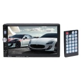 7 inch HD Touch Screen Hand-free BT Stereo Radio MP4/MP5/ MP3 Players 2 DIN Car Radio Player Model 7080B