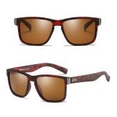 DUBERY HD gafas de sol polarizadas gafas de revestimiento