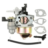Carburetor Carb Fit for Honda GX160 GX168F GX200 5.5HP 6.5HP + Fuel Pipe Gasket Engine