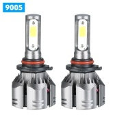 2Pcs Car LED Headlight Bulbs LED Driving Lamp All-in-one Conversion Kit 9005 150W 12000LM 8V-48V