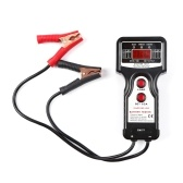 Automotive Digital Battery Tester Battery Load Checker Charging Voltage Test Tool Car Battery Voltage Universal Tester Fault Diagnosis