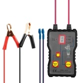 Fuel Injector Tester 4 Pluse Modes Fuel Injector Flush Cleaner Adapter Cleaning Tool Kit